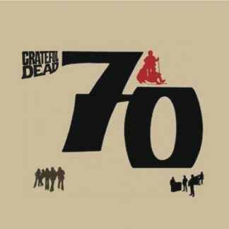 GRATEFUL DEAD 1970 (The Classic Broadcasts) BOX 5 CD Limited Edition