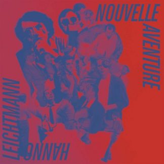 HANNO LEICHTMANN Nouvelle Aventure LP