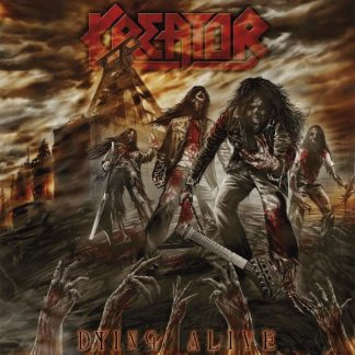 KREATOR Dying Alive DLP Limited Edition