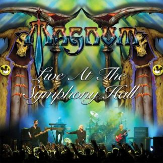 MAGNUM Live At The Symphony Hall BOX 3 LP + 2 CD Limited Edition