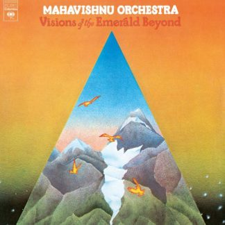 MAHAVISHNU ORCHESTRA Visions Of The Emerald Beyond LP