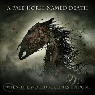 A PALE HORSE NAMED DEATH When The World Becomes Undone BOX SET Limited Edition