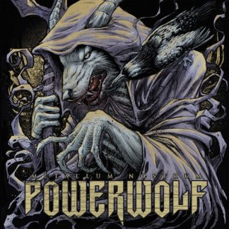 POWERWOLF Metallum Nostrum LP Limited Edition