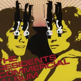 RESIDENTS Commercial Album 2CD Preserved Edition