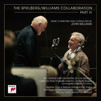 JOHN WILLIAMS/STEVEN SPIELBERG Collaboration Part 3 DLP Limited Edition