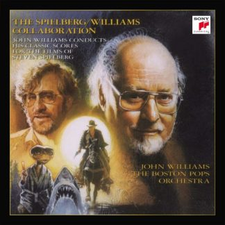 JOHN WILLIAMS/STEVEN SPIELBERG The Collaboration DLP Limited Edition