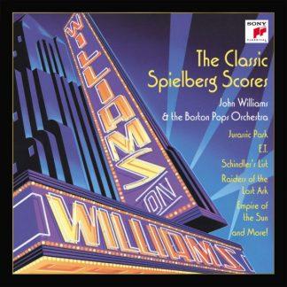 JOHN WILLIAMS/STEVEN SPIELBERG Williams On Williams DLP Limited Edition