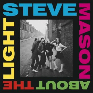 STEVE MASON About The Light LP Limited Edition