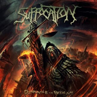 SUFFOCATION Pinnacle Of Bedlam LP Limited Edition