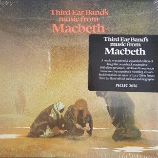 THIRD EAR BAND Music From Macbeth CD