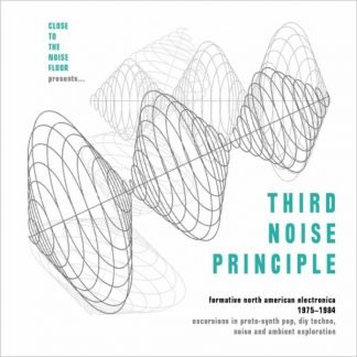THIRD NOISE PRINCIPLE Formative North American Electronica 75-84 BOX 4CD
