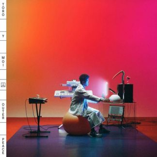 TORO Y MOI Outer Peace LP Limited Edition