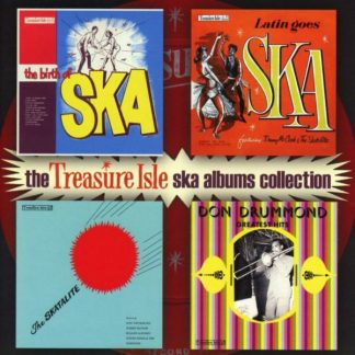 TREASURE ISLE SKA Albums Collection (VV.AA.) 2CD