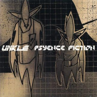 UNKLE Psyence Fiction DLP