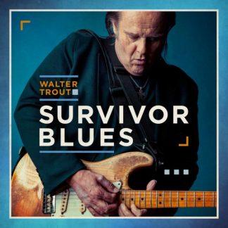WALTER TROUT Survivor Blues DLP Limited Edition