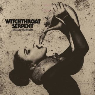 WITCHTHROAT SERPENT Swallow The Venom LP Limited Edition