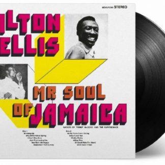 ALTON ELLIS Mr. Soul Of Jamaica LP