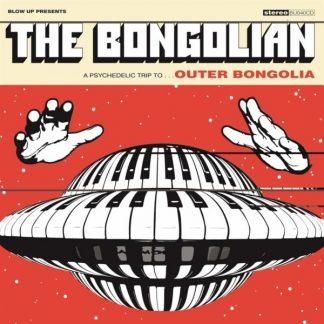 BONGOLIAN Outer Bongolia LP Limited Edition