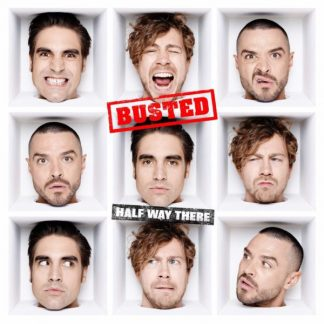 BUSTED Half Way There LP Limited Edition