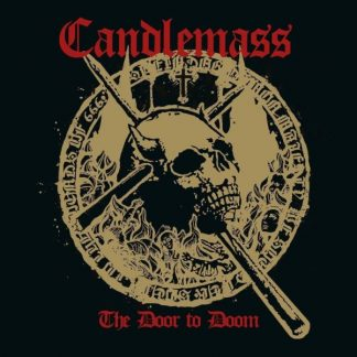 CANDLEMASS The Door To Doom DLP Limited Edition