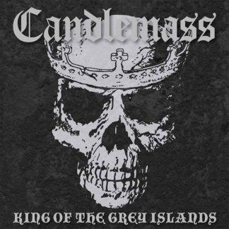 CANDLEMASS King Of The Grey Islands DLP Limited Edition
