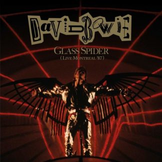 DAVID BOWIE Glass Spider Live Montreal '87 2CD
