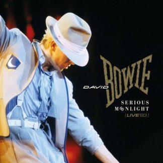 DAVID BOWIE Serious Moonlight Live '83 2CD