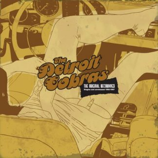 DETROIT COBRAS Original Recordings 1995-1997 LP