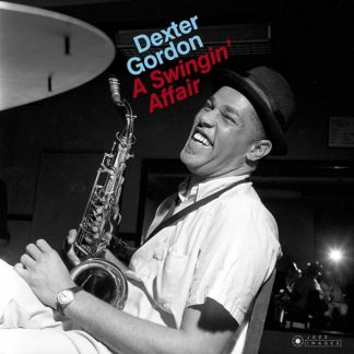 DEXTER GORDON A Swingin' Affair LP