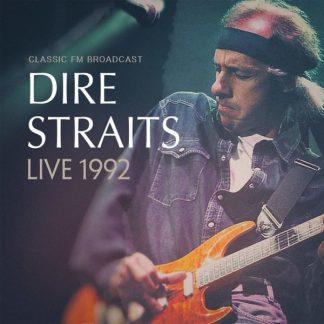 DIRE STRAITS Live 1992 CD