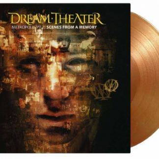 DREAM THEATER Metropolis Part 2: Scenes From A Memory DLP Limited Edition