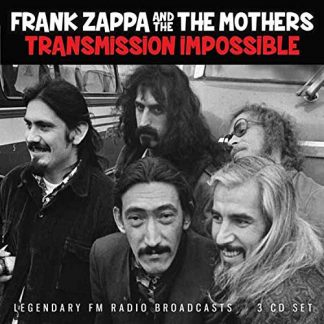 FRANK ZAPPA Transmission Impossible BOX 3 CD