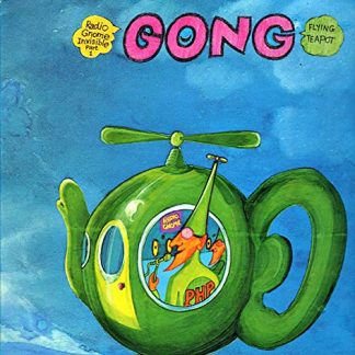 GONG Flying Teapot (Radio Gnome Invisible Pt.1) LP Limited