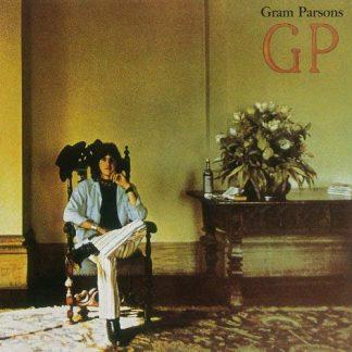 """GRAM PARSONS Gp LP+7"""" Limited Edition"""