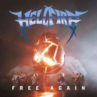 HELL FIRE Free Again LP