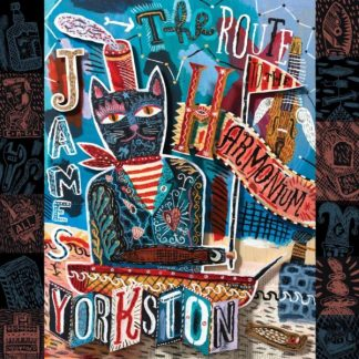 JAMES YORKSTON The Route To Harmonium LP Limited Edition