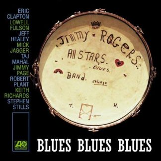 JIMMY ROGERS ALL STARS Blues Blues Blues DLP Limited Edition
