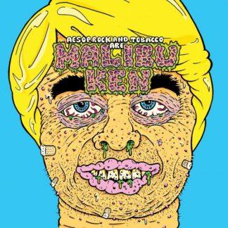 MALIBU KEN (Aesop Rock & Tobacco) Malibu Ken LP Limited Edition