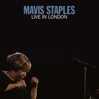 MAVIS STAPLES Live In London DLP