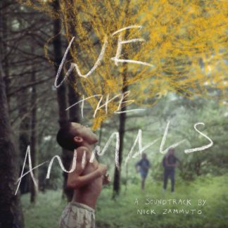 WE THE ANIMALS Nick Zammuto (OST) CD