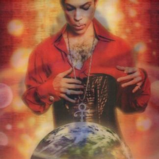 PRINCE Planet Earth LP Limited Edition