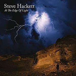STEVE HACKETT At The Edge Of Light CD + DVD