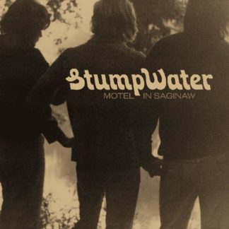 "STUMPWATER Motel In Saginaw  LP + 7"" Limited Edition"
