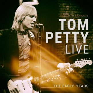 TOM PETTY Live - The Early Years LP