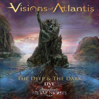 VISIONS OF ATLANTIS The Deep & The Dark: Live @ Symphonic Metal Nights  CD