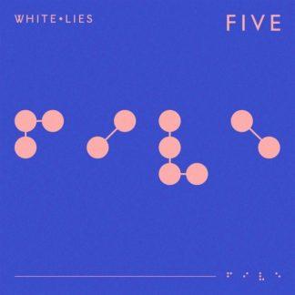 WHITE LIES Five LP Limited Edition