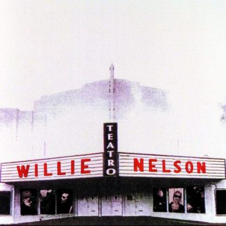 WILLIE NELSON Teatro DLP Limited Edition