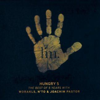 WORAKLS/N'TO/JOACHIM PASTOR Hungry 5 BOX 3 CD