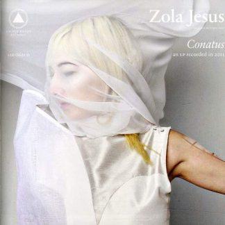 ZOLA JESUS Conatus LP Limited Edition