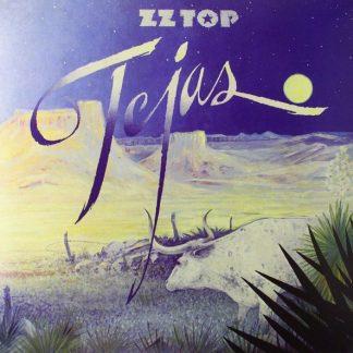ZZ TOP Tejas LP Limited Edition